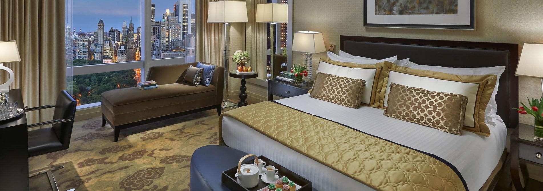 Besoin de comparer les prix de cet hôtel à New York ?