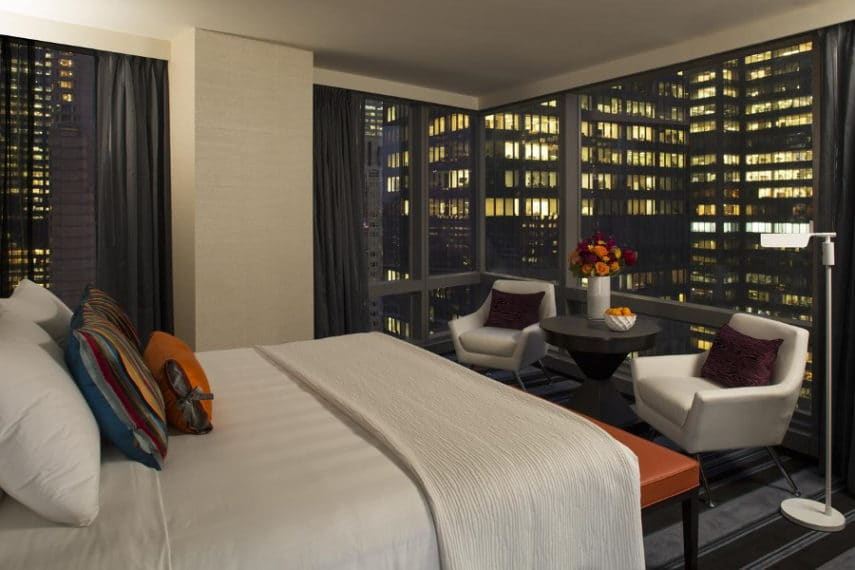 Courtyard By Marriott New York Manhattan Central Park