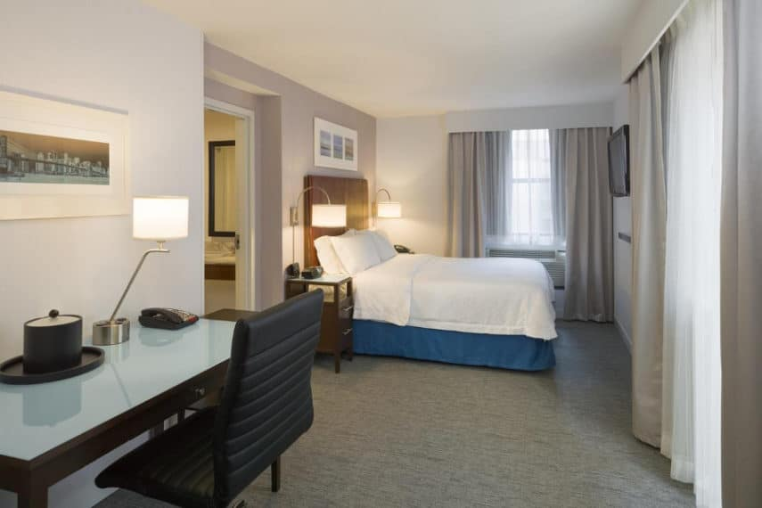 Hampton Inn Seaport Financial District