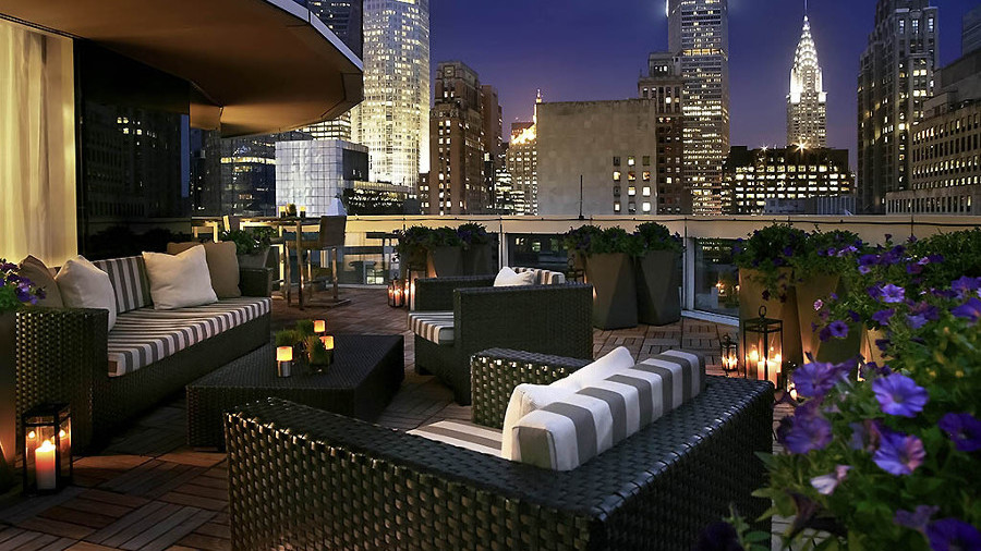 Les 5 meilleurs boutique h tels new york for Reservation hotel luxe