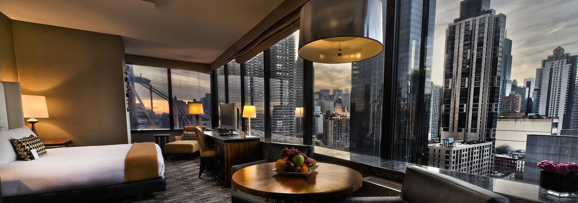 Envie de réserver cet hôtel à New York ?