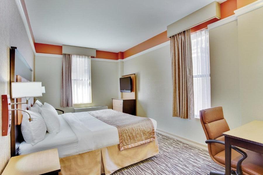 Hotel New York Manhattan  Etoiles
