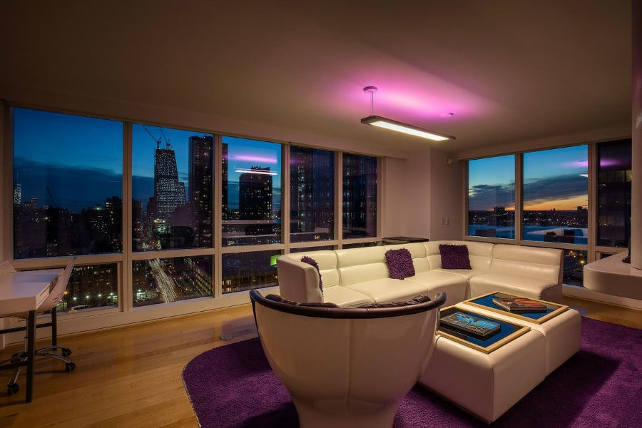 Yotel New York Times Square H 244 Tel 3 233 Toiles New York