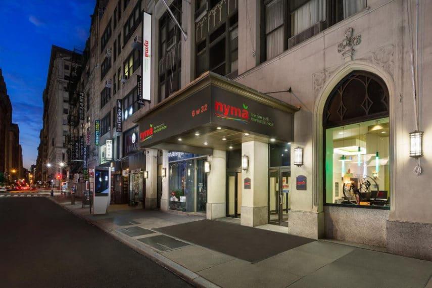 1 Nyma The New York Manhattan Hotel