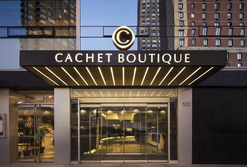 1 Cachet Boutique Hotel NYC