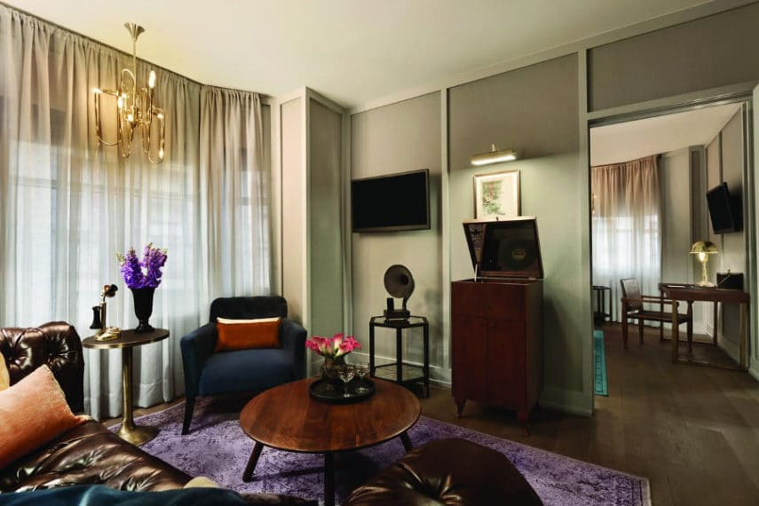 1 The Evelyn Hotel